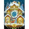 Christmas Clock (50 x 70 actual picture size)