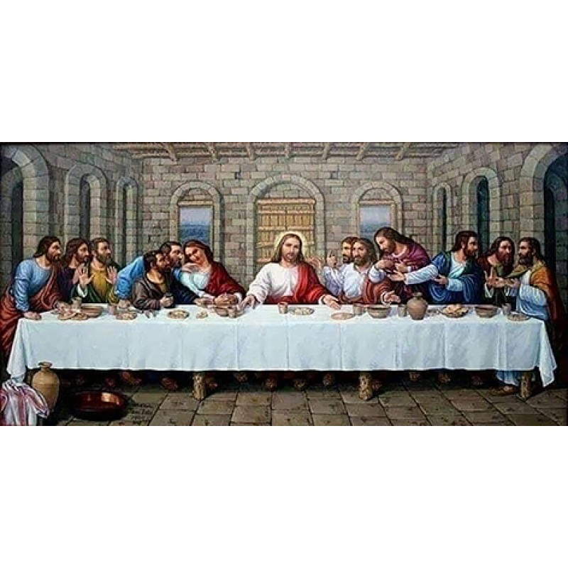 The Last Supper 2 (5...