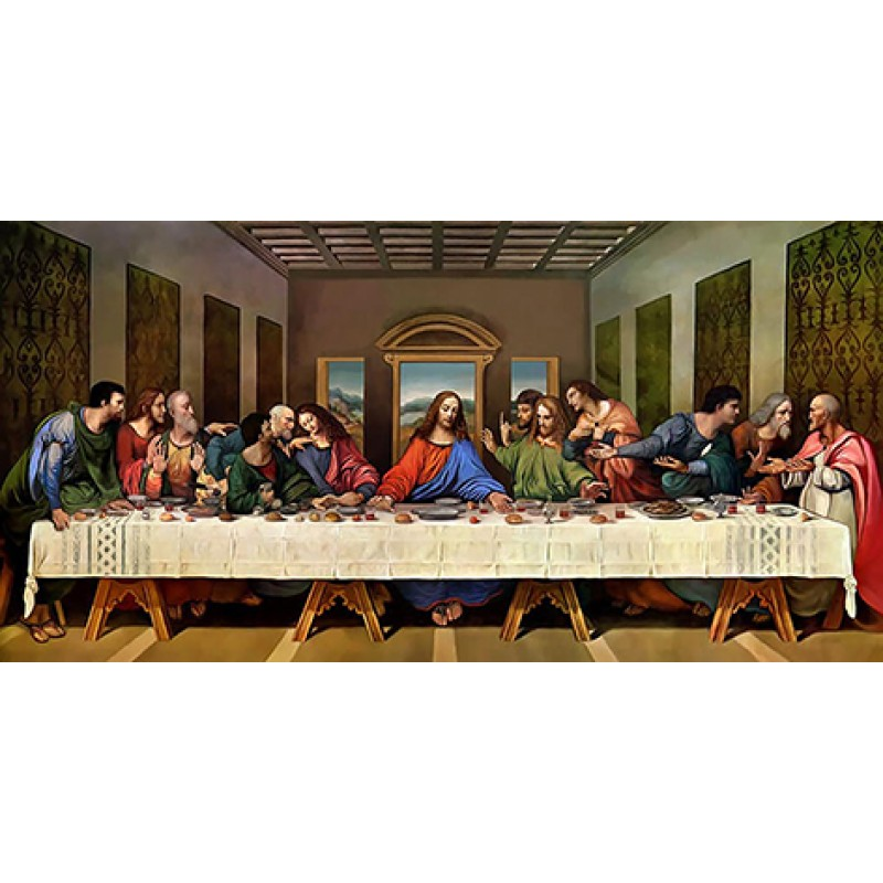 The Last Supper (50 ...