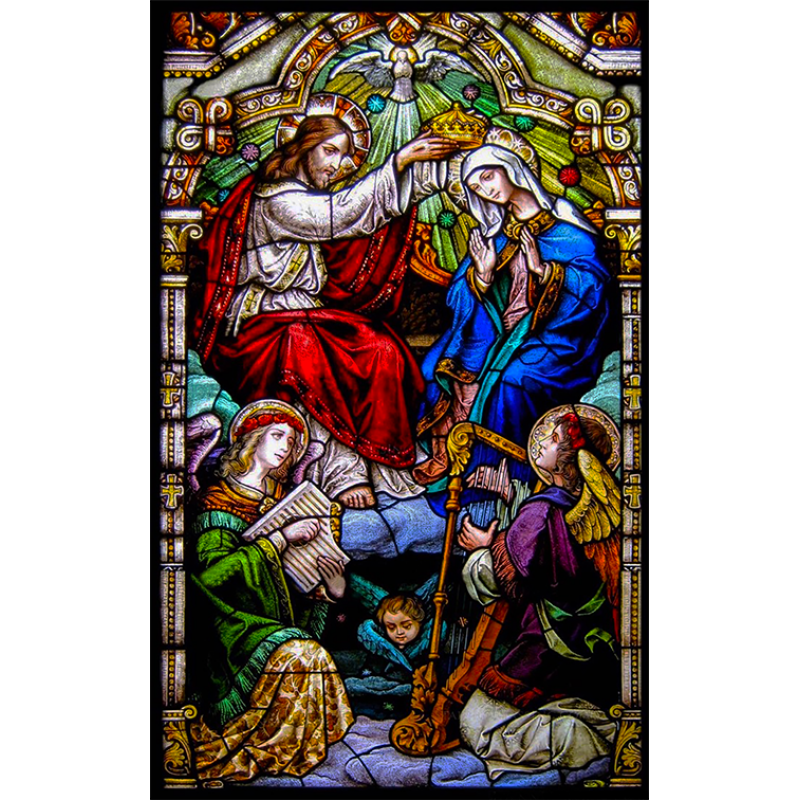 Stained Glass (50 x ...