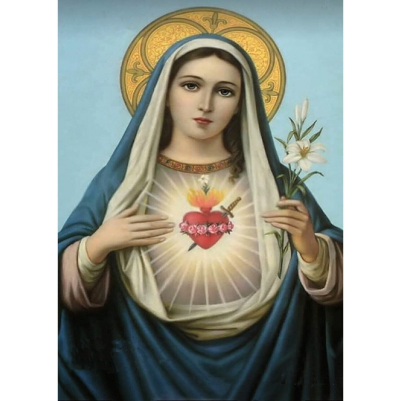 Our Lady (50 x 70)