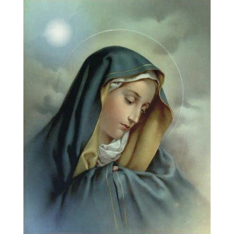 Our Lady 1 (40 x 50)