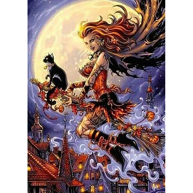 halloween Witch (50 ...