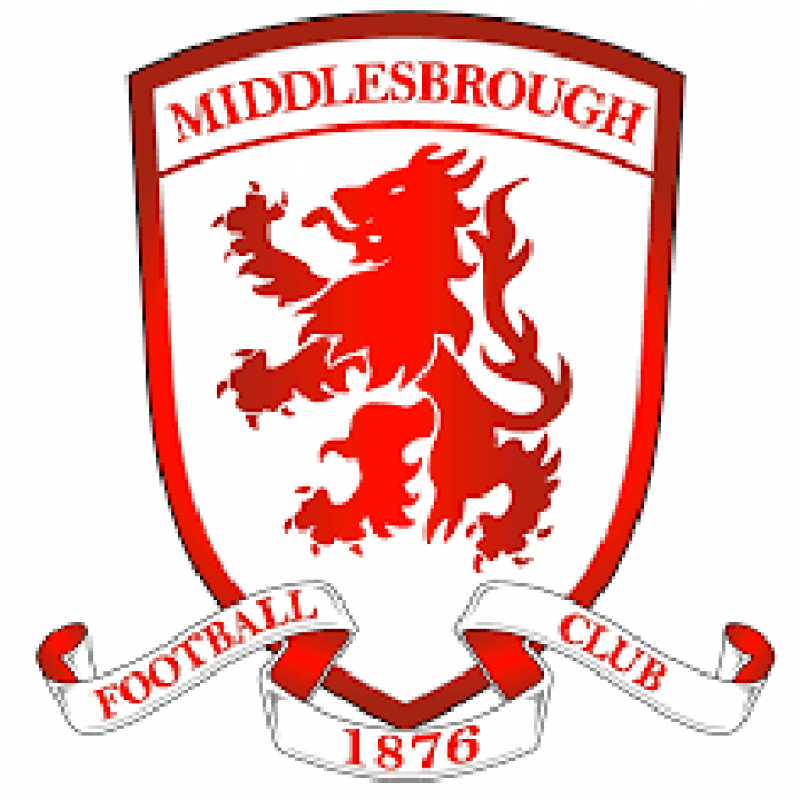 Middlesbrough (50 x ...